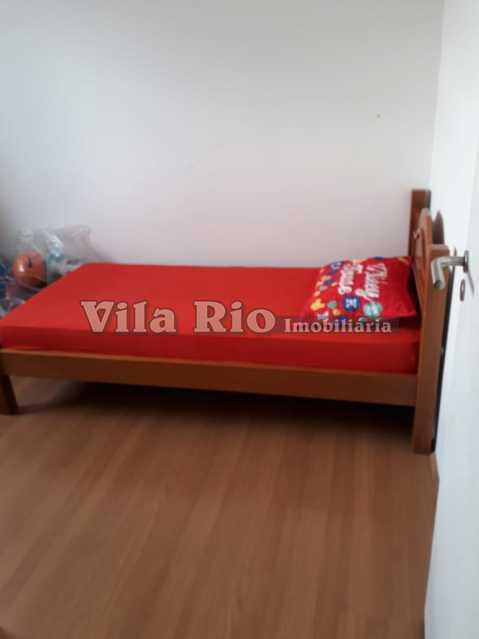 QUARTO 2 - Apartamento 2 quartos à venda Vista Alegre, Rio de Janeiro - R$ 260.000 - VAP20593 - 5
