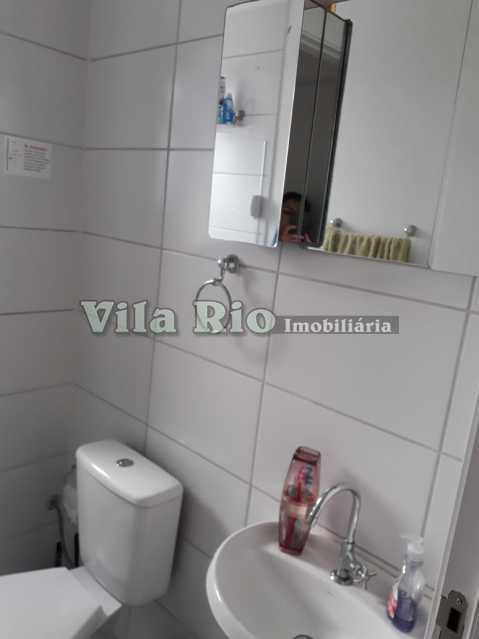 BANHEIRO 2 - Apartamento 2 quartos à venda Vista Alegre, Rio de Janeiro - R$ 260.000 - VAP20593 - 8