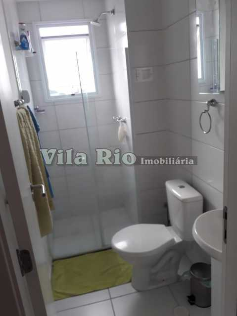 BANHEIRO 3 - Apartamento 2 quartos à venda Vista Alegre, Rio de Janeiro - R$ 260.000 - VAP20593 - 9