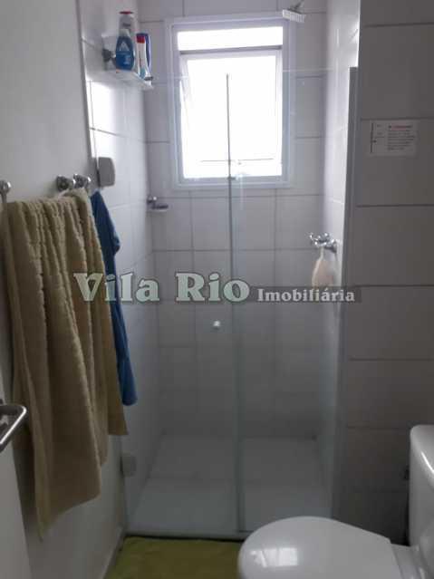 BANHEIRO - Apartamento 2 quartos à venda Vista Alegre, Rio de Janeiro - R$ 260.000 - VAP20593 - 10
