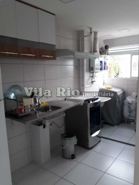 COZINHA 2 - Apartamento 2 quartos à venda Vista Alegre, Rio de Janeiro - R$ 260.000 - VAP20593 - 11