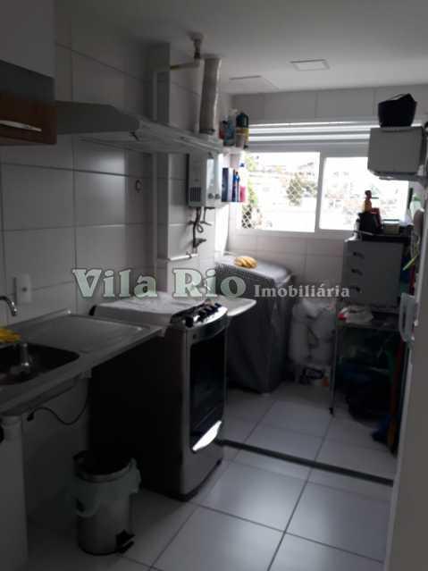 COZINHA 3 - Apartamento 2 quartos à venda Vista Alegre, Rio de Janeiro - R$ 260.000 - VAP20593 - 12