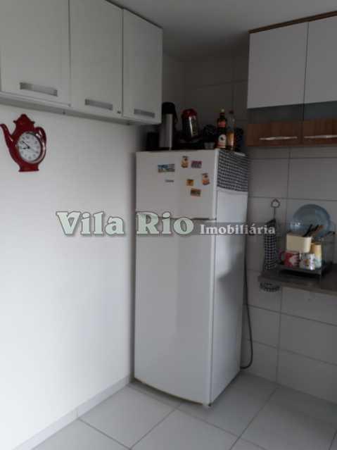 COZINHA - Apartamento 2 quartos à venda Vista Alegre, Rio de Janeiro - R$ 260.000 - VAP20593 - 13