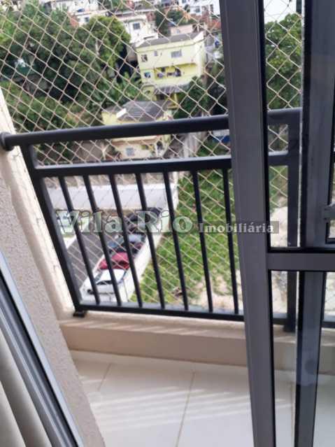 VARANDA 2 - Apartamento 2 quartos à venda Vista Alegre, Rio de Janeiro - R$ 260.000 - VAP20593 - 14