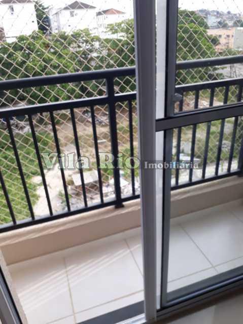 VARANDA - Apartamento 2 quartos à venda Vista Alegre, Rio de Janeiro - R$ 260.000 - VAP20593 - 15
