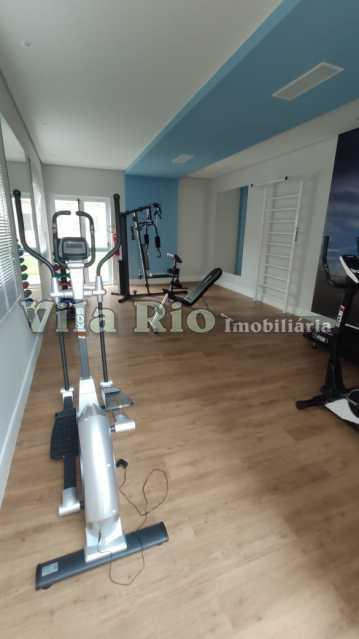 ACADEMIA - Apartamento 2 quartos à venda Vista Alegre, Rio de Janeiro - R$ 260.000 - VAP20593 - 17