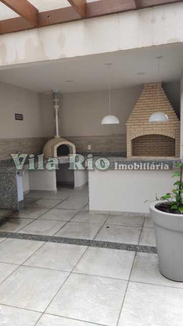 CHURRASQUEIRA - Apartamento 2 quartos à venda Vista Alegre, Rio de Janeiro - R$ 260.000 - VAP20593 - 18