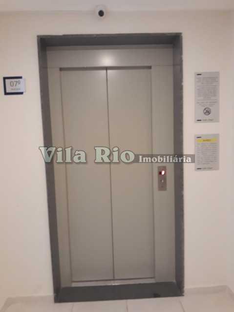 ELEVADOR - Apartamento 2 quartos à venda Vista Alegre, Rio de Janeiro - R$ 260.000 - VAP20593 - 19