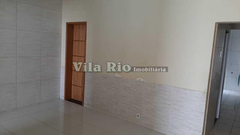 SALA 1 - Casa 2 quartos à venda Vila da Penha, Rio de Janeiro - R$ 265.000 - VCA20056 - 1