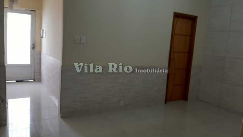 SALA 3 - Casa 2 quartos à venda Vila da Penha, Rio de Janeiro - R$ 265.000 - VCA20056 - 4