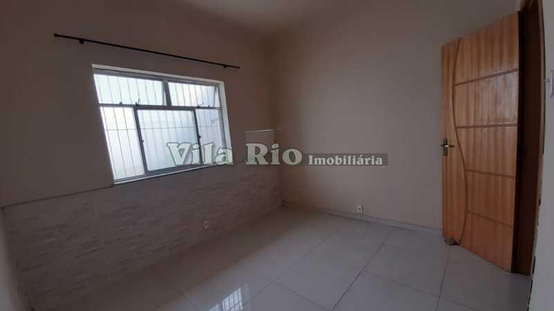 QUARTO 3 - Casa 2 quartos à venda Vila da Penha, Rio de Janeiro - R$ 265.000 - VCA20056 - 9