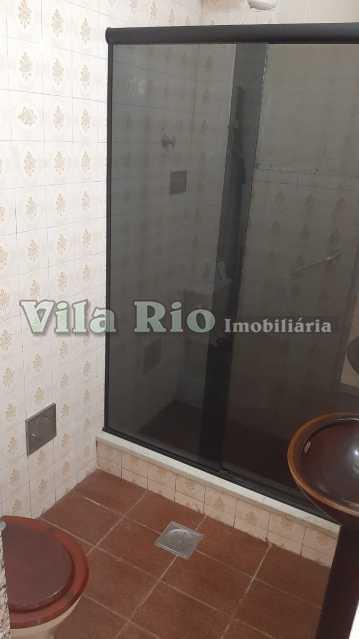 BANHEIRO 2 - Casa 2 quartos à venda Vila da Penha, Rio de Janeiro - R$ 265.000 - VCA20056 - 12
