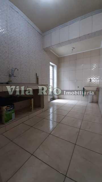 COZINHA 1 - Casa 2 quartos à venda Vila da Penha, Rio de Janeiro - R$ 265.000 - VCA20056 - 13