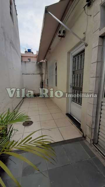 ENTRADA 1 - Casa 2 quartos à venda Vila da Penha, Rio de Janeiro - R$ 265.000 - VCA20056 - 16