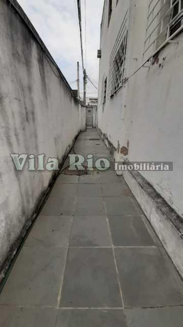 LATERAL - Casa 2 quartos à venda Vila da Penha, Rio de Janeiro - R$ 265.000 - VCA20056 - 15