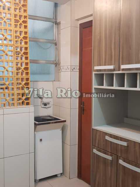 COZINHA - Apartamento 1 quarto à venda Penha, Rio de Janeiro - R$ 160.000 - VAP10057 - 3