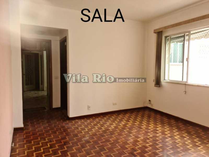 SALA 1. - Apartamento 2 quartos para alugar Vila da Penha, Rio de Janeiro - R$ 980 - VAP20594 - 1