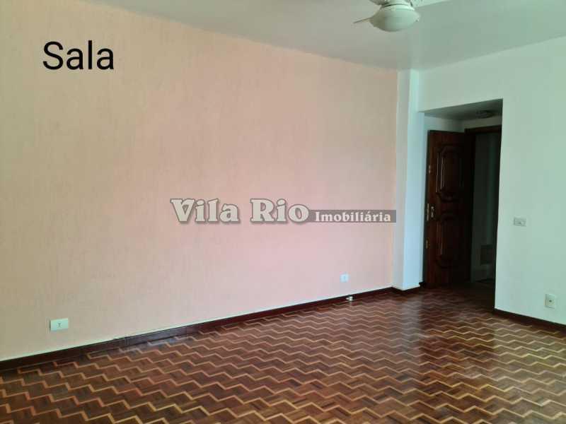 SALA 2. - Apartamento 2 quartos para alugar Vila da Penha, Rio de Janeiro - R$ 980 - VAP20594 - 3