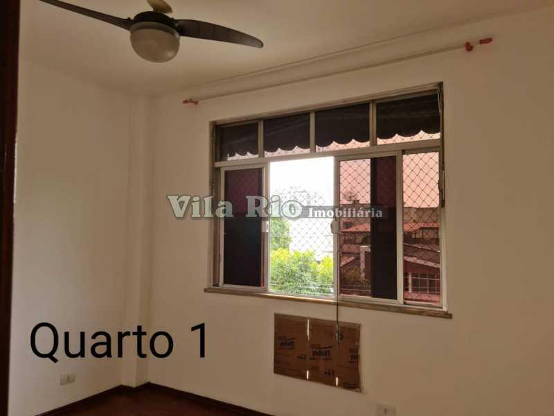 QUARTO 1. - Apartamento 2 quartos para alugar Vila da Penha, Rio de Janeiro - R$ 980 - VAP20594 - 7