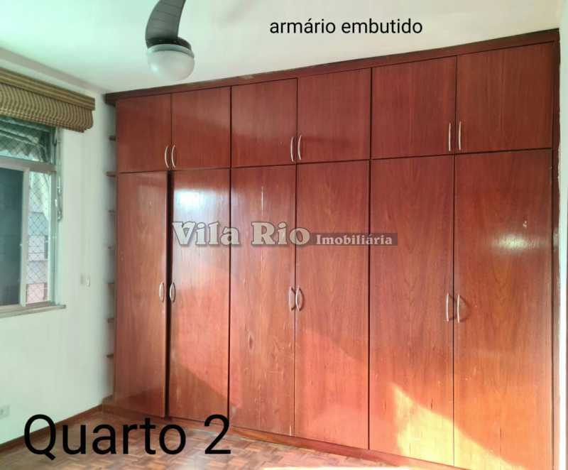 QUARTO 5. - Apartamento 2 quartos para alugar Vila da Penha, Rio de Janeiro - R$ 980 - VAP20594 - 11