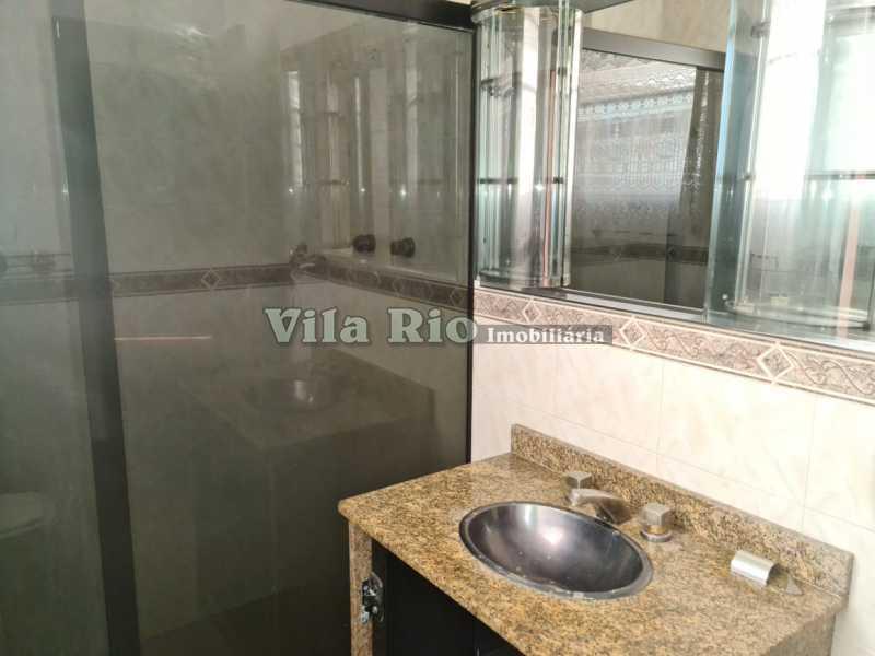 BANHEIRO 2. - Apartamento 2 quartos para alugar Vila da Penha, Rio de Janeiro - R$ 980 - VAP20594 - 17