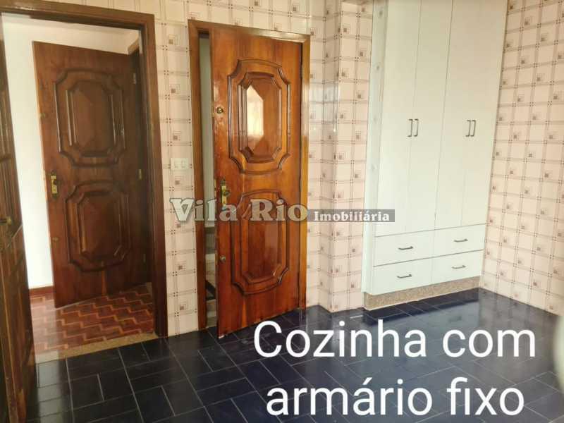 COZINHA 1. - Apartamento 2 quartos para alugar Vila da Penha, Rio de Janeiro - R$ 980 - VAP20594 - 21