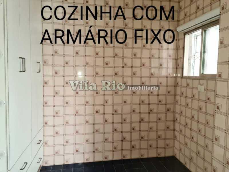 COZINHA 2. - Apartamento 2 quartos para alugar Vila da Penha, Rio de Janeiro - R$ 980 - VAP20594 - 22