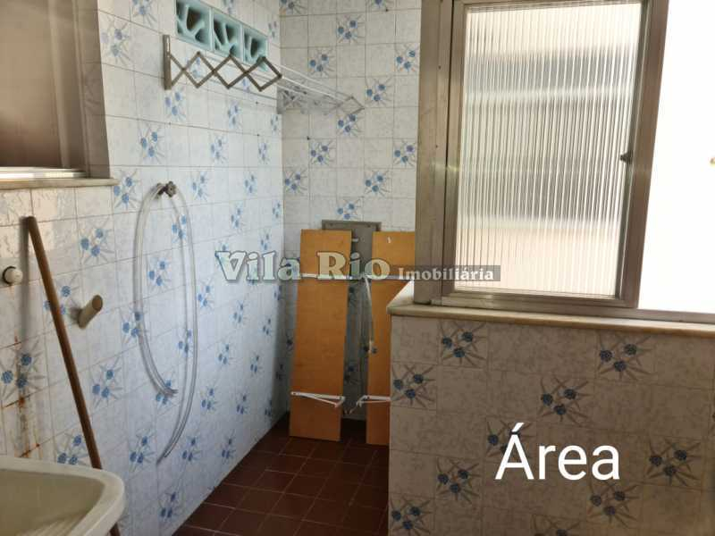 AREA 1. - Apartamento 2 quartos para alugar Vila da Penha, Rio de Janeiro - R$ 980 - VAP20594 - 26