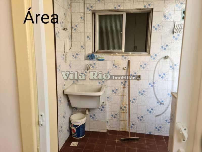 AREA 2. - Apartamento 2 quartos para alugar Vila da Penha, Rio de Janeiro - R$ 980 - VAP20594 - 27