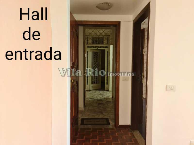 CIRCULAÇÃO. - Apartamento 2 quartos para alugar Vila da Penha, Rio de Janeiro - R$ 980 - VAP20594 - 28