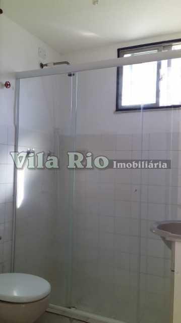 BANHEIRO 1. - Apartamento 2 quartos para alugar Engenho da Rainha, Rio de Janeiro - R$ 800 - VAP20595 - 13