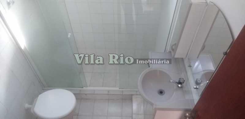 BANHEIRO 2. - Apartamento 2 quartos para alugar Engenho da Rainha, Rio de Janeiro - R$ 800 - VAP20595 - 14