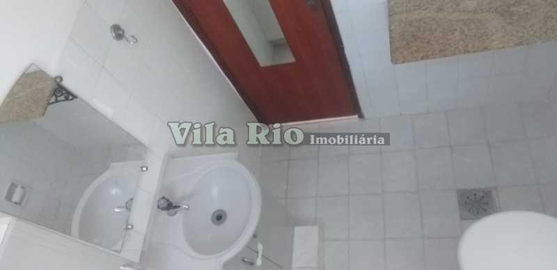 BANHEIRO 3. - Apartamento 2 quartos para alugar Engenho da Rainha, Rio de Janeiro - R$ 800 - VAP20595 - 15