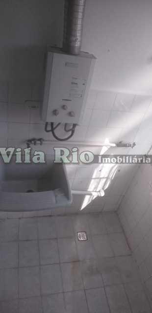 AREA 1. - Apartamento 2 quartos para alugar Engenho da Rainha, Rio de Janeiro - R$ 800 - VAP20595 - 20