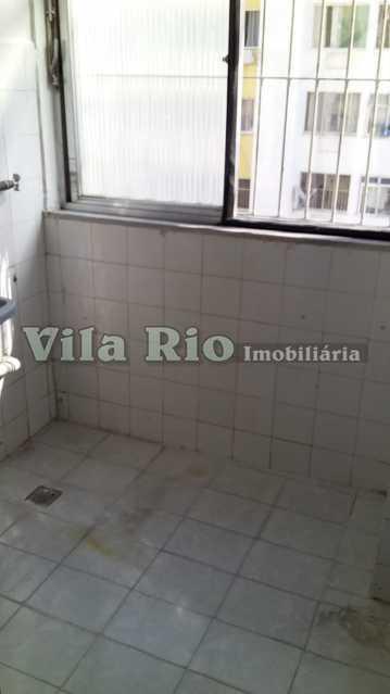 AREA 2. - Apartamento 2 quartos para alugar Engenho da Rainha, Rio de Janeiro - R$ 800 - VAP20595 - 21