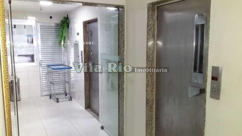 ELEVADOR. - Apartamento 2 quartos para alugar Engenho da Rainha, Rio de Janeiro - R$ 800 - VAP20595 - 22