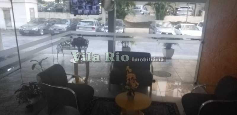 HALL. - Apartamento 2 quartos para alugar Engenho da Rainha, Rio de Janeiro - R$ 800 - VAP20595 - 31