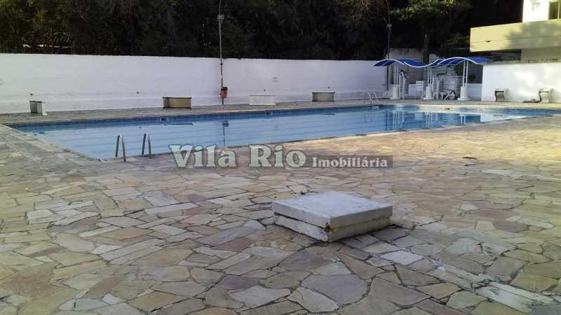 PISCINA 2. - Apartamento 2 quartos para alugar Engenho da Rainha, Rio de Janeiro - R$ 800 - VAP20595 - 24