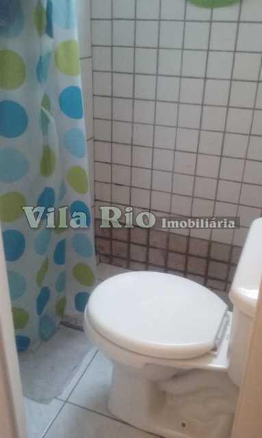 BANHEIRO - Sala Comercial 23m² à venda Cascadura, Rio de Janeiro - R$ 110.000 - VSL00022 - 4