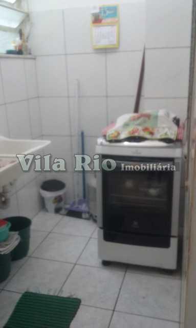 COZINHA1 - Sala Comercial 23m² à venda Cascadura, Rio de Janeiro - R$ 110.000 - VSL00022 - 7