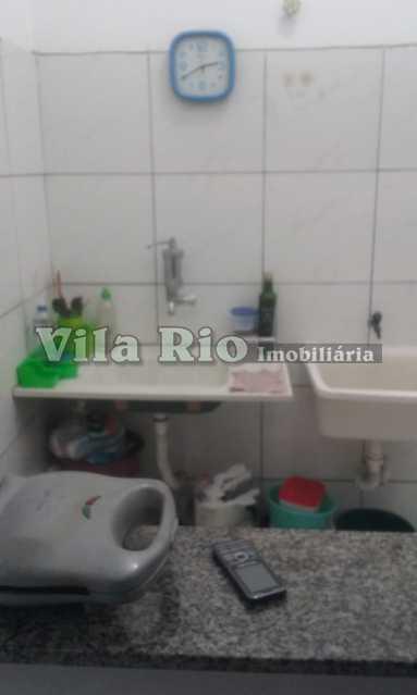 COZINHA2 - Sala Comercial 23m² à venda Cascadura, Rio de Janeiro - R$ 110.000 - VSL00022 - 8