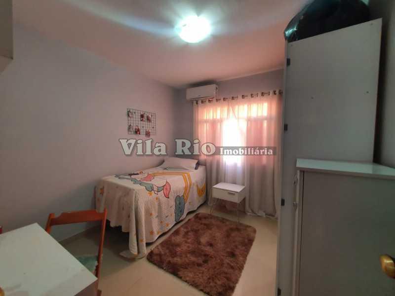 QUARTO 2. - Casa 2 quartos à venda Braz de Pina, Rio de Janeiro - R$ 220.000 - VCA20058 - 4