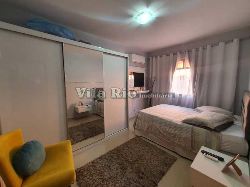 QUARTO 4. - Casa 2 quartos à venda Braz de Pina, Rio de Janeiro - R$ 220.000 - VCA20058 - 6