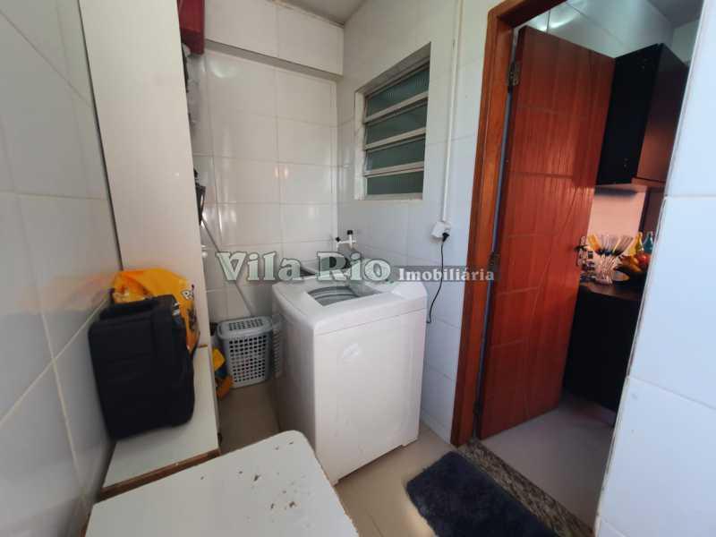 ÁREA1. - Casa 2 quartos à venda Braz de Pina, Rio de Janeiro - R$ 220.000 - VCA20058 - 10