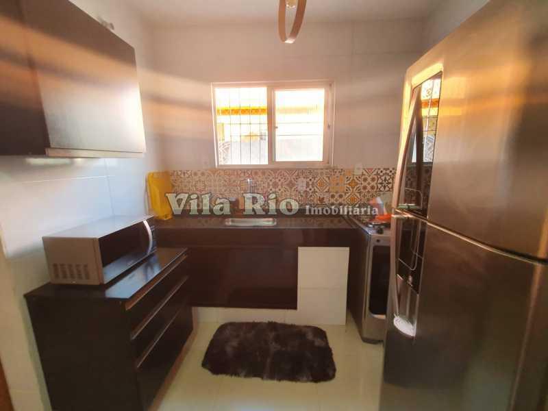 COZINHA 2. - Casa 2 quartos à venda Braz de Pina, Rio de Janeiro - R$ 220.000 - VCA20058 - 11