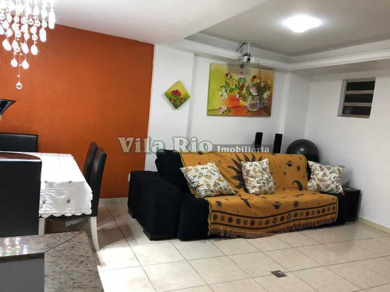 SALA 1. - Casa em Condomínio 4 quartos à venda Cascadura, Rio de Janeiro - R$ 650.000 - VCN40008 - 1