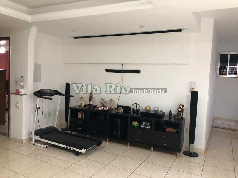 SALA 2. - Casa em Condomínio 4 quartos à venda Cascadura, Rio de Janeiro - R$ 650.000 - VCN40008 - 3