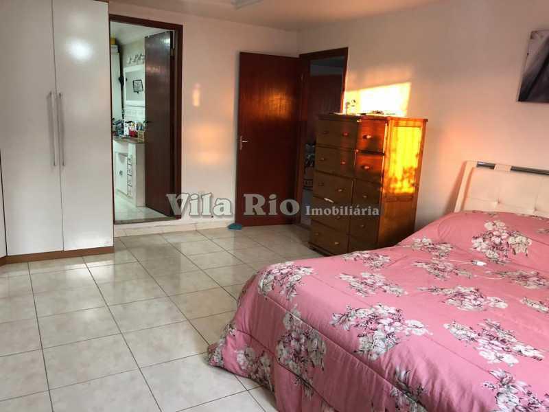 QUARTO 1. - Casa em Condomínio 4 quartos à venda Cascadura, Rio de Janeiro - R$ 550.000 - VCN40008 - 4