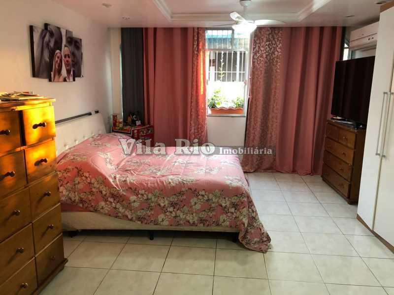 QUARTO 2. - Casa em Condomínio 4 quartos à venda Cascadura, Rio de Janeiro - R$ 550.000 - VCN40008 - 5