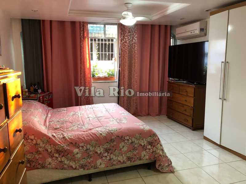 QUARTO 3. - Casa em Condomínio 4 quartos à venda Cascadura, Rio de Janeiro - R$ 650.000 - VCN40008 - 6